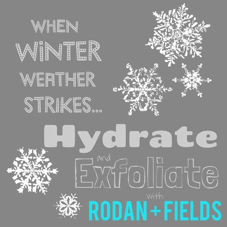 Who live in Colorado, Canada, Alaska, Wisconsin, Minnesota, New York  or anywhere where winter strikes hard? Tired of the dry, scaly, itchy skin winter causes? Let Rodan and Fields help hydrate and exfoliate your skin.  lishas.myrandf.com
