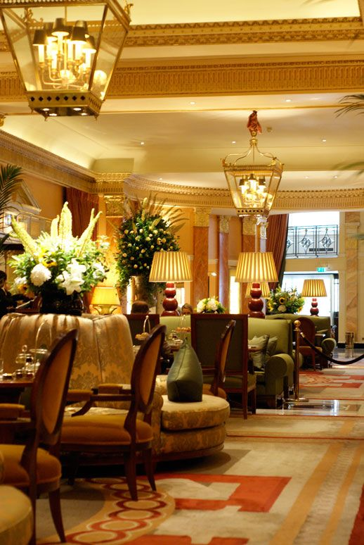 Located in the heart of Mayfair and only moments away from Hyde Park, the 5-star Dorchester Hotel is a traditional English country style hotel with all modern facilities including spas and restaurants, exuding 1930's glamour with a modern edge. Find out more: bit.ly/1H6QgwA