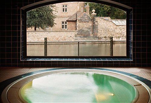 Мини бассейн с переливом Coliseum