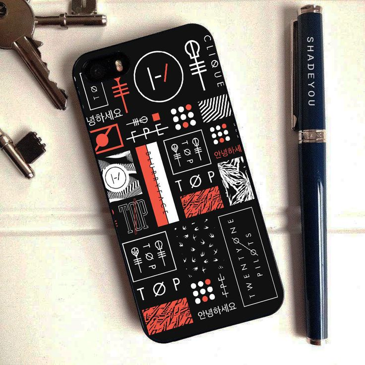 Twenty One Pilots Blurryface Collage - iPhone 6/6S Case, iPhone 5/5S Case, iPhone 5C Case plus Samsung Galaxy S4 S5 S6 Edge Cases - Shadeyou - Personalized iPhone and Samsung Cases