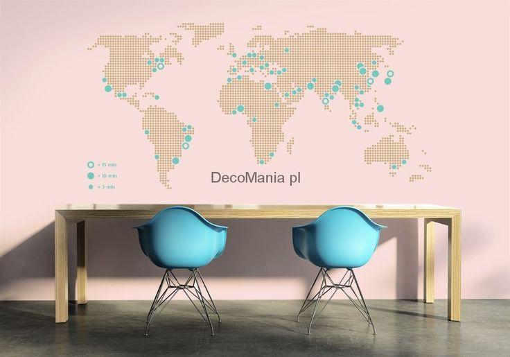 Naklejki z mapą: http://decomania.pl/pl_PL/p/Naklejka-na-sciane-NSMA026-Mapa-swiata-z-strefami-czasowymi-i-najwiekszymi-miastami/12601 http://decomania.pl/pl_PL/p/Naklejka-na-sciane-NSMA012-Mapa-swiata-ze-znacznikami/12415 http://decomania.pl/pl_PL/p/Naklejka-na-sciane-NSMA024-Mapa-swiata-z-najwiekszymi-miastami/12595