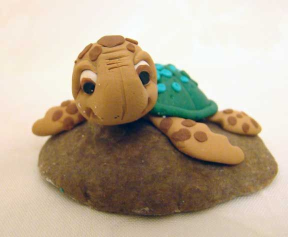 Linda Peterson Designs - Creative Life : polymer clay characters