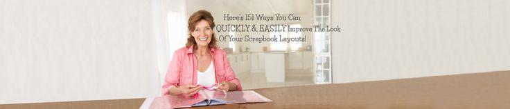Scrapbook Ideas   Learn Scrapbooking Online With Scrapbooking Coach
