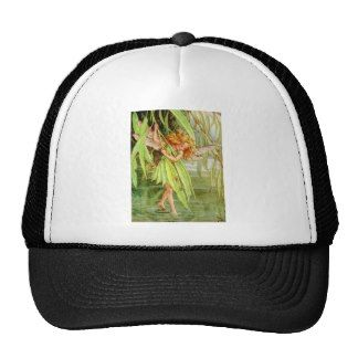 The Willow Fairy Mesh Hat