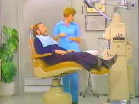 """The Dental Hygienist"" on The Carol Burnett Show with George Carlin was hilarious!!  https://www.youtube.com/watch?v=InYkDzfu1wg&feature=youtu.be&rdm=1in8zs38u&client=mv-google&app=desktop"