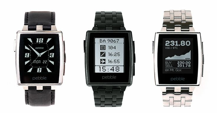 Pebble Steel.  I'll have the middle one, please.  Actually, the one of the left.... or the right.  Or middle.