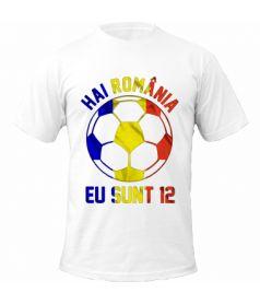 Diseara vom fi cu mic cu mare alaturi de echipa natioanala. Hai Romania! #hairomania #romania #tricouripersonalizate #tricoupersonalizat