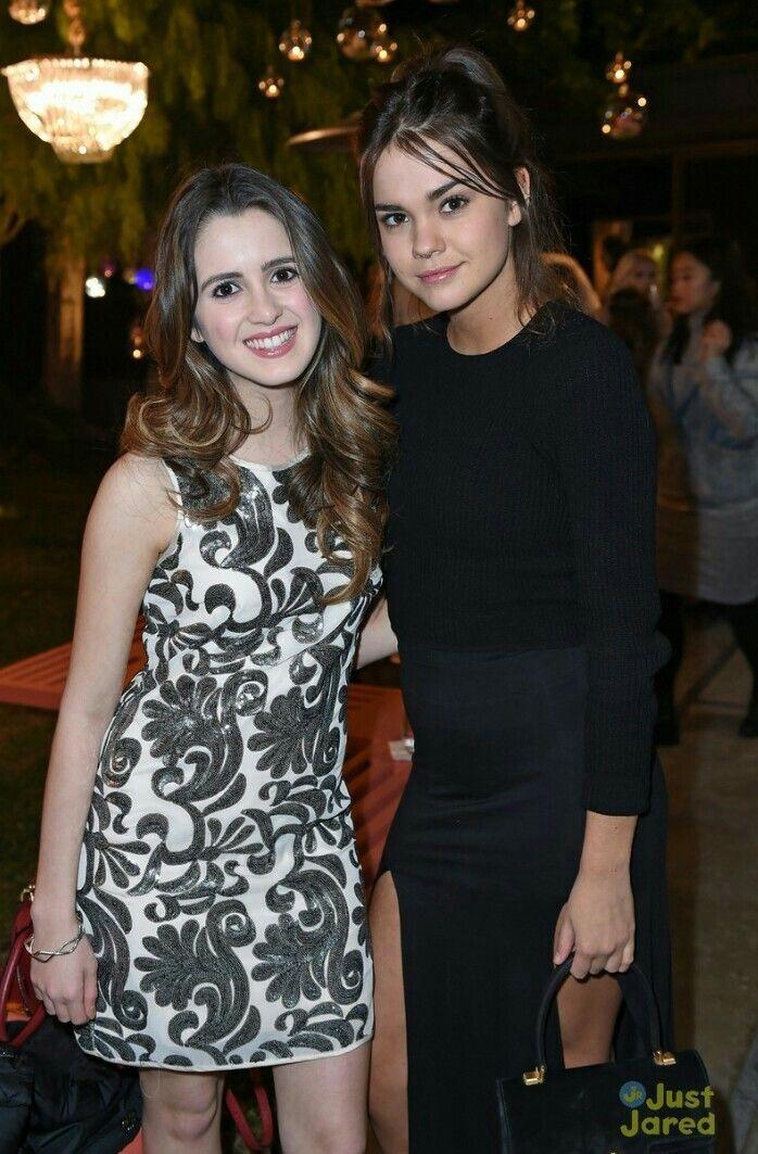 Laura Marano and Maia Mitchell