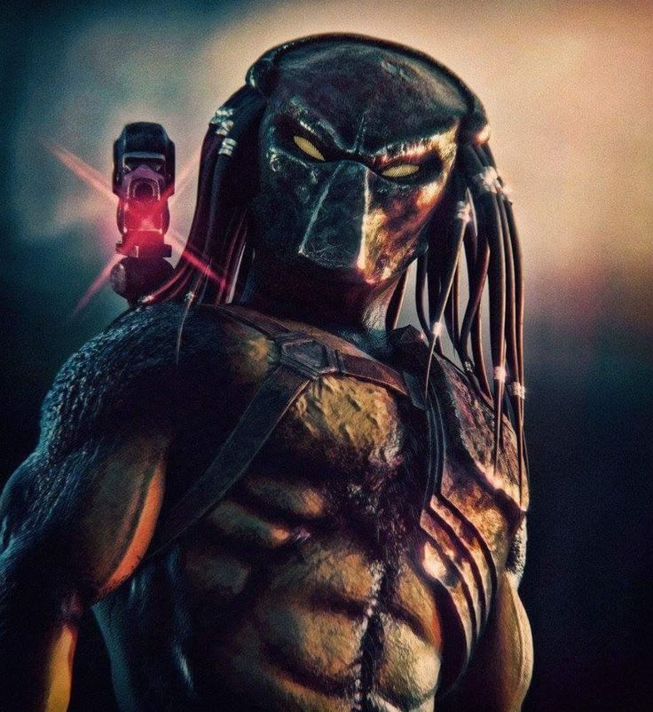 Awesome Predator artwork has us hyped for Shane Black's Predator 4! - The Predator Movie News