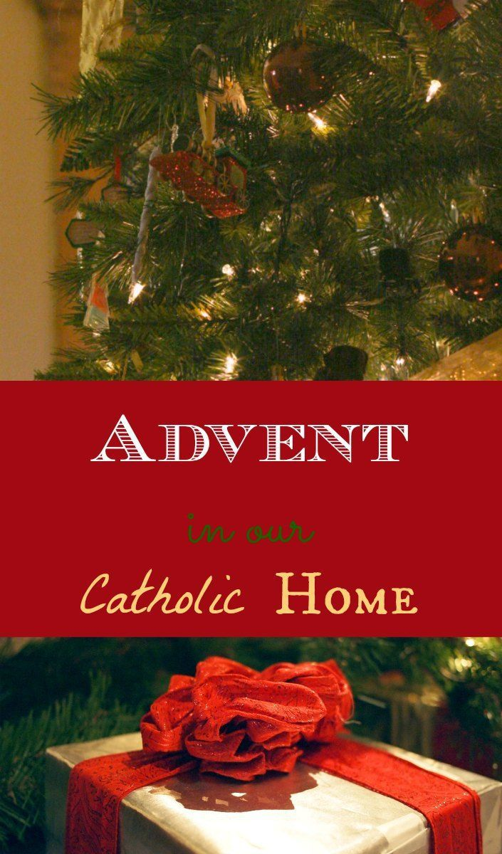 Simple and beautiful Advent family traditions in the Catholic home: St. Lucy, St. Nicholas, Advent wreaths and more!