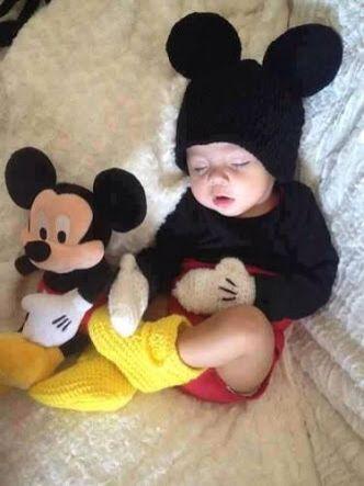 Mejores 15 imágenes de Disfraces tejidos para bebes en Pinterest ...