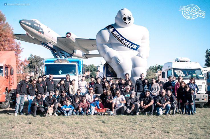 12 Junio Parana - Encuentro Camiones Exclusivos | Neumaticos Michelin