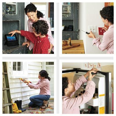 Slash your utility bill with a DIY energy audit. | Photo: Laura Moss | thisoldhouse.com