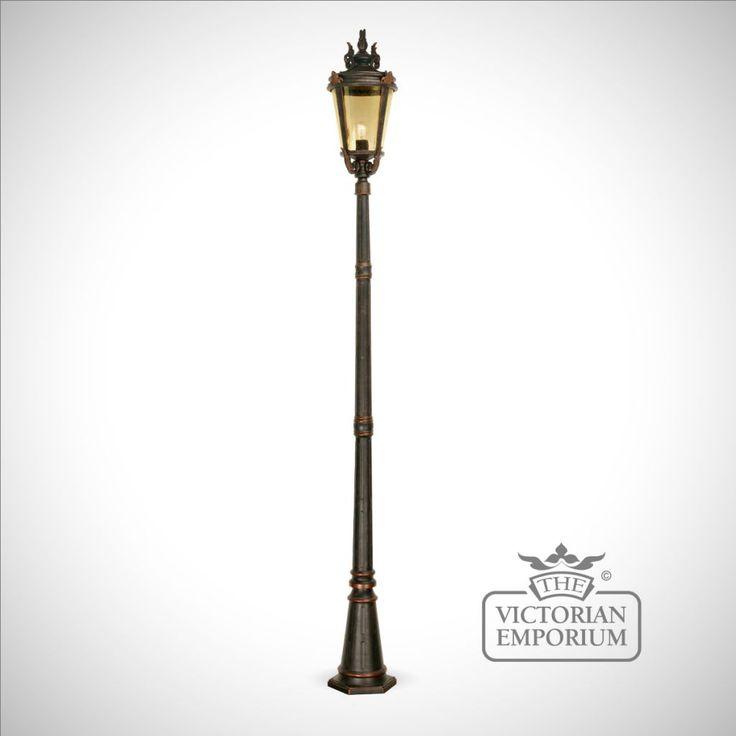 Buy Hornbaek Outdoor Pedestal Lantern By Elstead Lighting: 25+ Best Ideas About Outdoor Lamp Posts On Pinterest