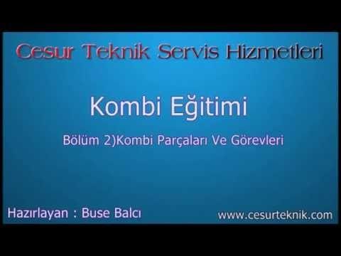 Cesur Teknik Kombi Servisi / Klima Servisi - YouTube