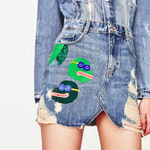 Zara ritira dal mercato la gonna con Pepe The Frog, scopri perché
