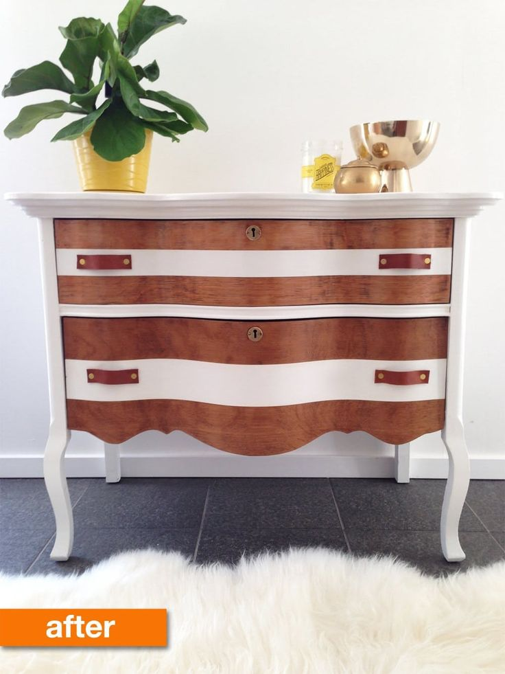 Before & After: Karrie's Antique Dresser Rescue — From the Archives: Greatest Hits