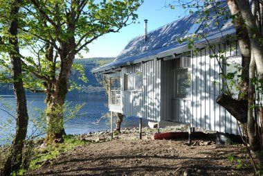 Dipper, Boathouses, luxury self catering holiday lodge, Kenmore, Perthshire - EmbraceScotland, UK