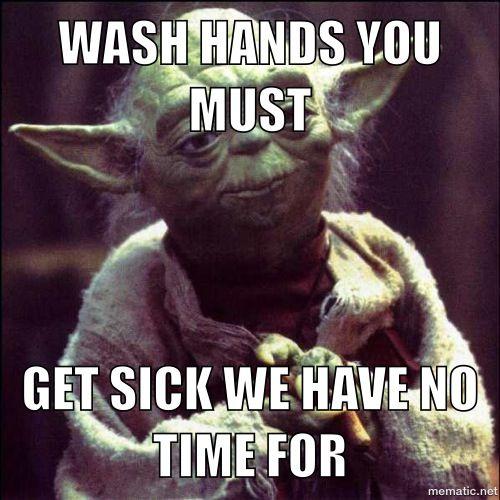 Dirty Yoda Quotes: 46 Bästa Bilderna Om Cool Handwashing Memes! På Pinterest
