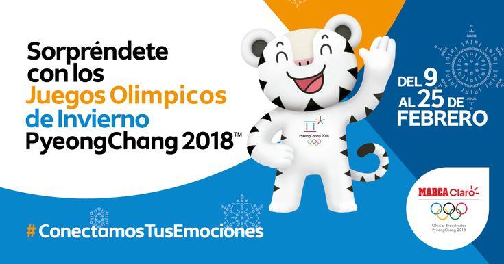 MARCA Claro trae para ti los Juegos Olímpicos de Invierno PyeongChang 2018. Disfruta más de 600 horas de contenido en vivo o en demanda, más de 50 horas de eventos deportivos en realidad virtual, noticias, resúmenes, calendarios y la mejor cobertura de la justa olímpica.