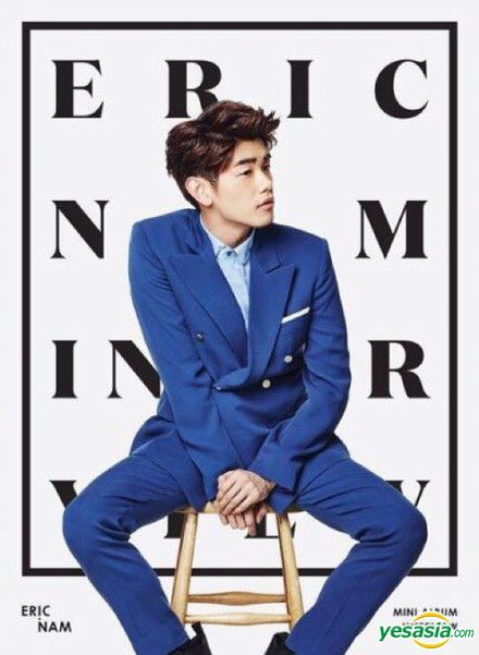 """Eric Nam Courted for """"We Got Married"""" - OMGosh!!! Ahhh... I'm excited. Lucky, lucky gal!"""