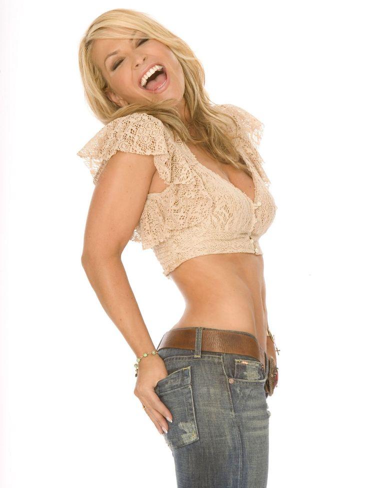 Анастейша (Anastacia) в фотосессии Криса Джексона (Chris Jackson) (2005).