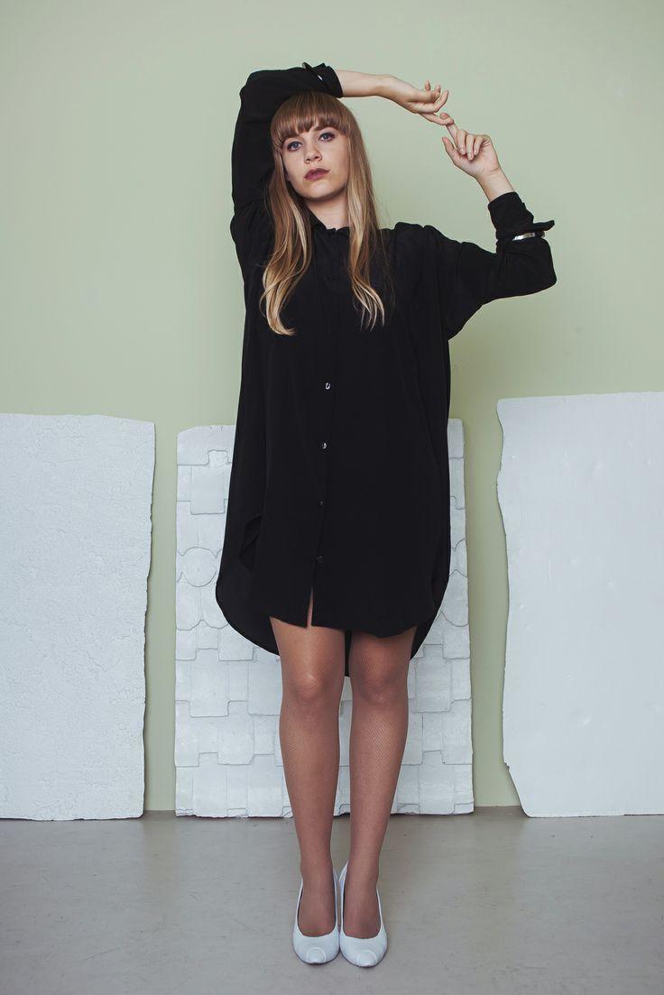 Olympus Dress - Black