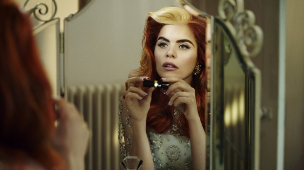 Paloma Faith's newest album is called Fall to Grace.