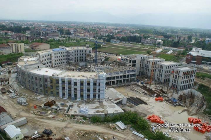 Düzce Hastanesi İnşaatı