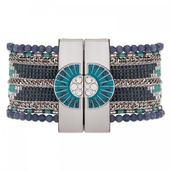 Hipanema Eternity Bracelet Navy