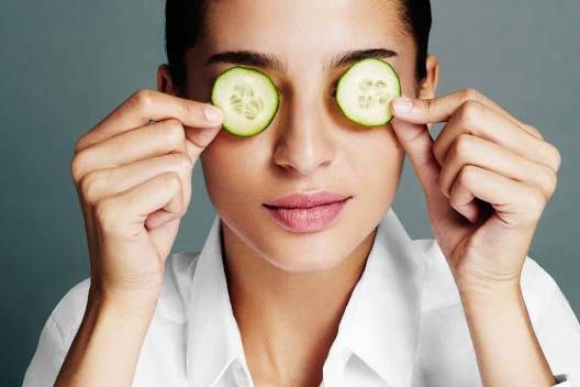 Cucumber on eyes is the best way to freshen them up.#Dailyhairroutine  #howtostophairfall  #howtostophairloss  #Dıyhair  #hairremediesforgrowth  #hairremediesforhairloss  #dıy  #hairtutorial  #hairtutorialsforlonghair  #haircollagen  #haircollagentreatment  #onionhairmask  #onionhairgrowth  #onionhaircure  #baldnesshomeremedy  #alopeciawhy  #hairlosswhy  #thinninghair  #thinninghairinwomen  #Arganlife  #ARGANLIFE