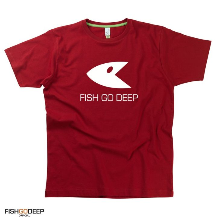 Fish Go Deep presents Fish Records Logo t-shirts from HairyBaby.com