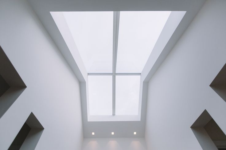Glazing Vision have developed a 'ridgeglaze' system that is designed to be installed over the apex of your roof increasing daylight and sky only views on either side. Credit: Brookes Contracting Ltd