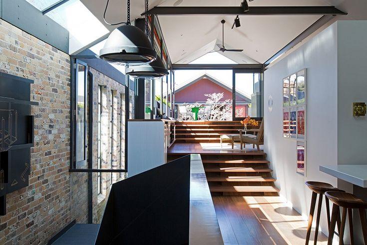 Surry Hills Warehouse, Stephen Collins Interior Design 4