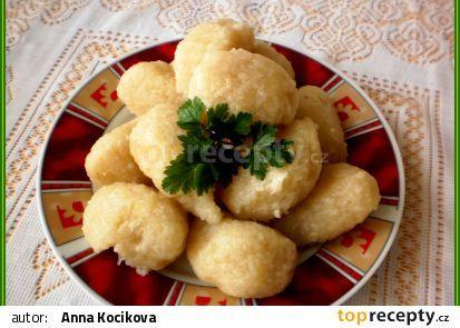 "Rychlé bramborové""chlupáčky"" recept - TopRecepty.cz"