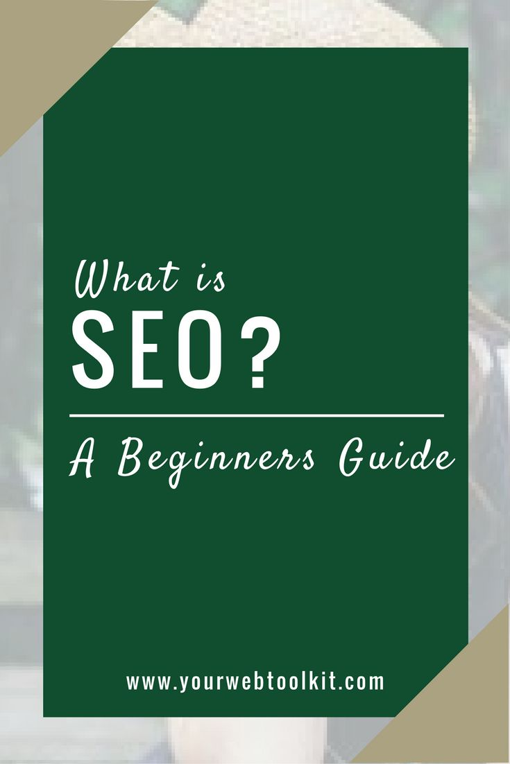 What is SEO? The goal of SEO is to attract the attention of the search engines with your website. Read on for beginner tips....
