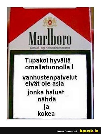 Smoking... - HAUSK.in