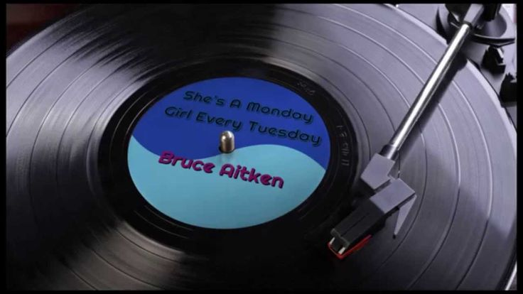 She's A Monday Girl Every Tuesday - check out Bruce on Facebook!