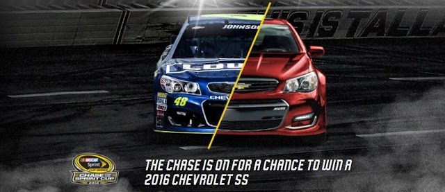 Chase for the NASCAR Sprint Cup Sweepstakes #Clubs.....TaylorMadeofCourse!