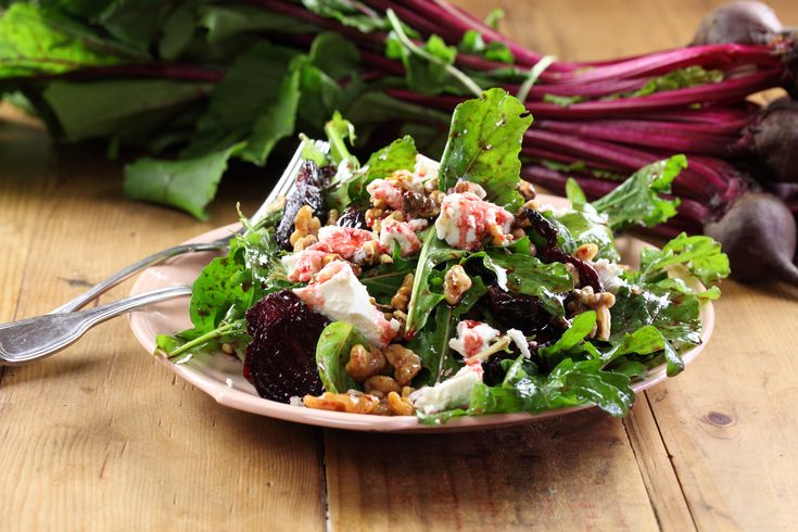 Beetroot and Vino Cotto Salad - Maggie Beer