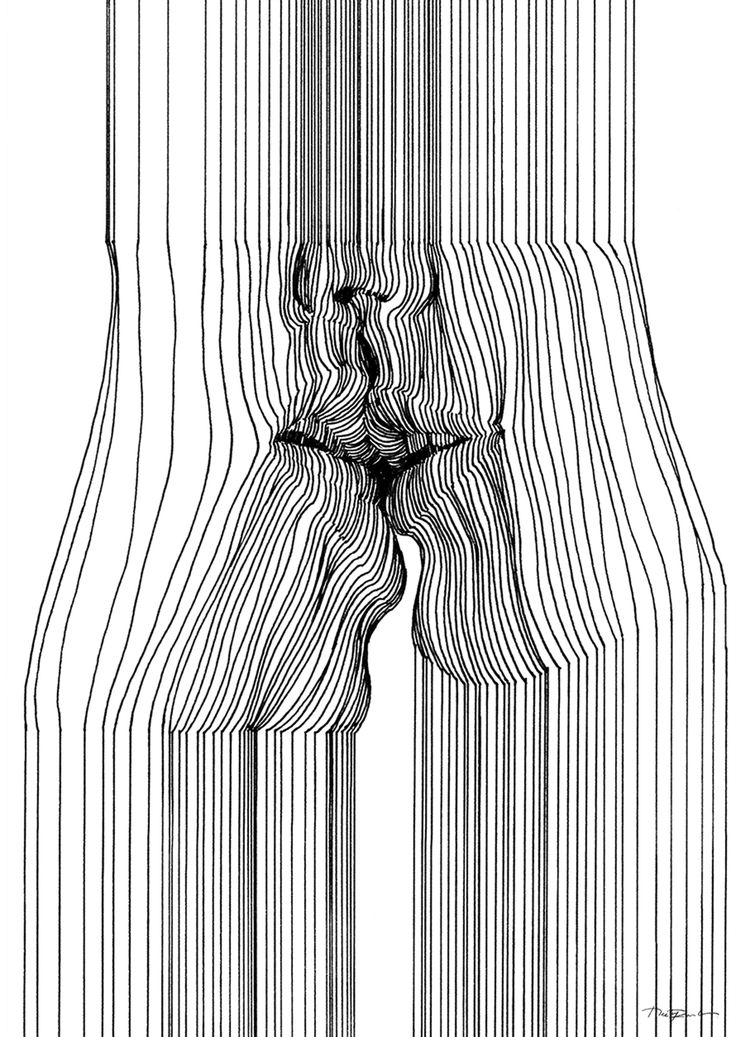 Line Drawing Illusion : Best ideas about d art drawing on pinterest