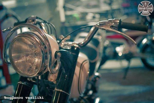 #BMW #R51 #restoring by spiros litsas http://spiroslitsas.blogspot.com