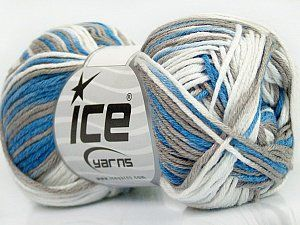 Bamboo Cotton Color   (Spring - Summer Yarn)