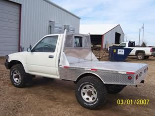 Toyota Flatbed Design   aluminum flatbed for dodge ram expedition portal i am considering ...