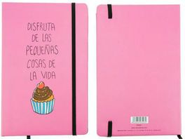 NOTEBOOK DISFRUTA DE LAS *9X14