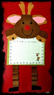 Reindeer writing