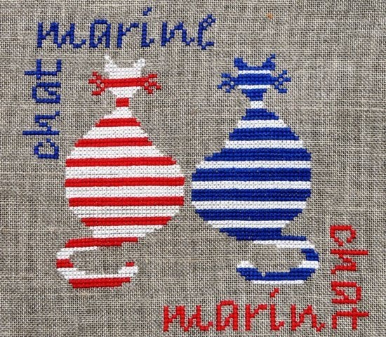 Les chats marines