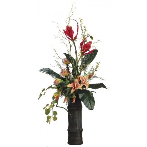 The options for home décor are endless. However, the option for the BEST home décor is just one – our tropical flowers.
