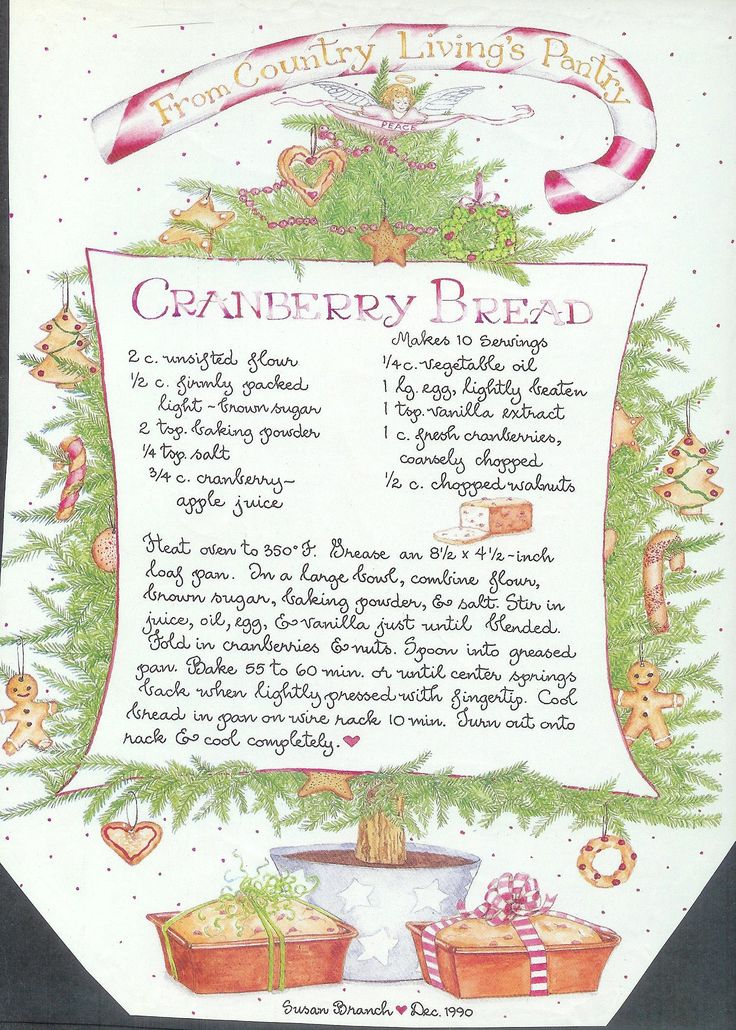 289 best recipe scrapbooking susan branch images on for Country living magazine recipes