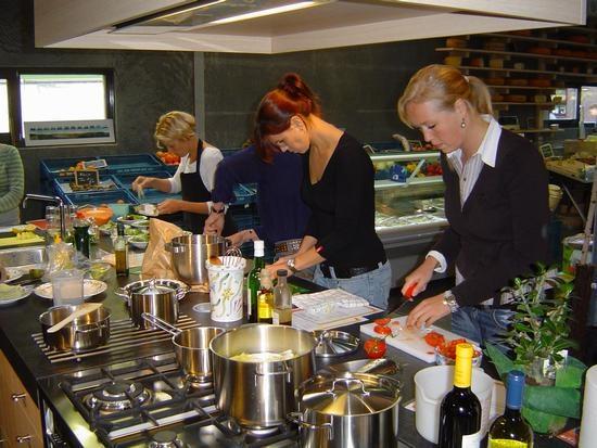 Kookworkshop bij Landwinkel Spierings in Oss.  Lid van www.Maasmeanders.nl